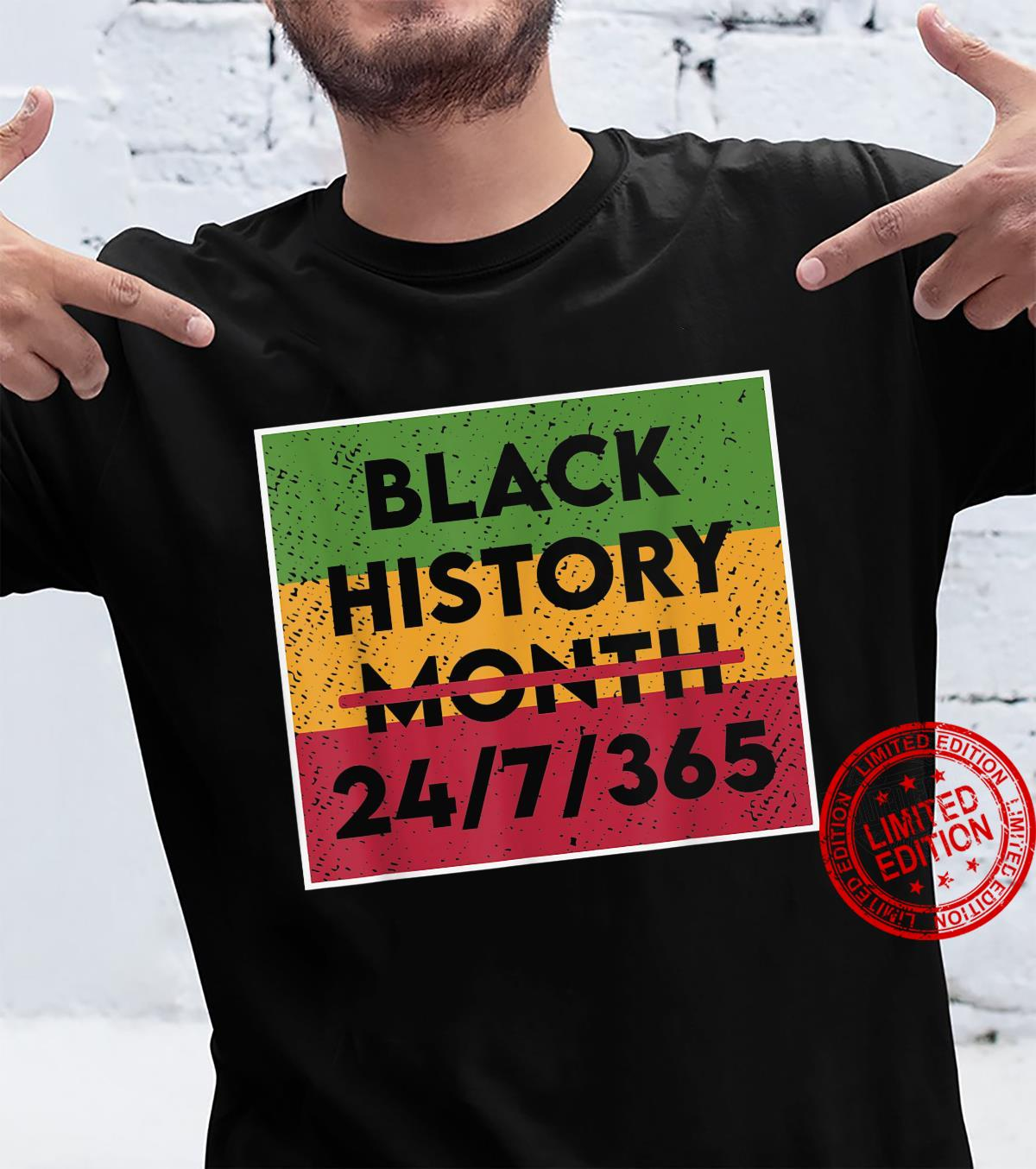 Black History Month African American Pride 2021 Shirt