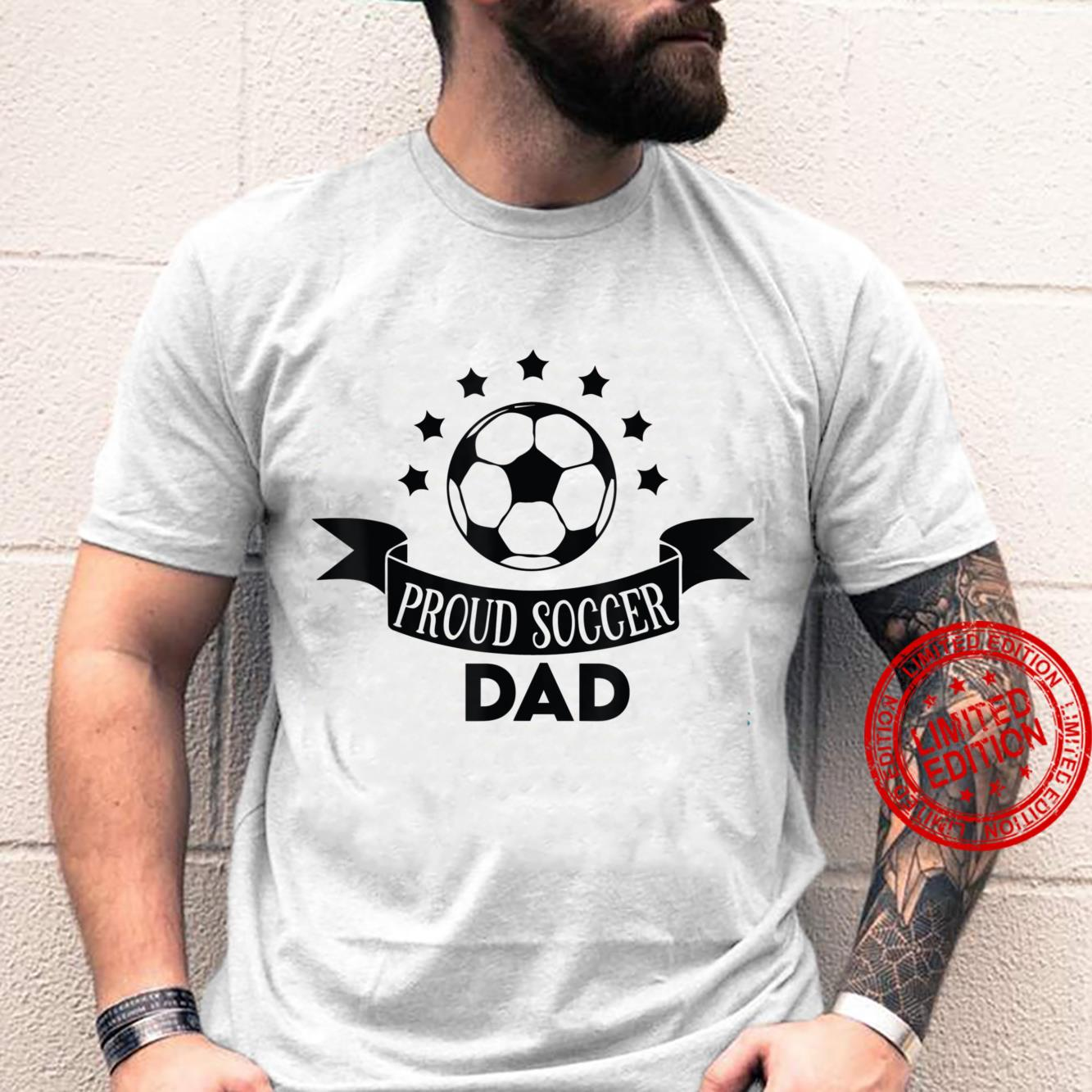 Soccer Dad Family Matching Father's Day Sport Present Shirt