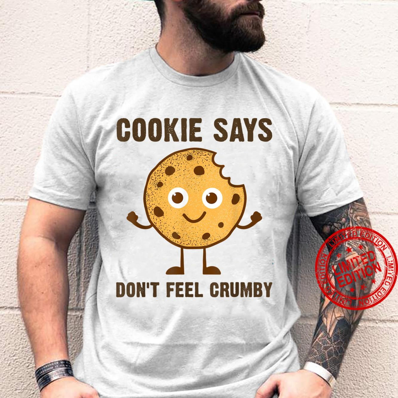 Vintage Chip the Cookie says Don't Feel Crumby Shirt
