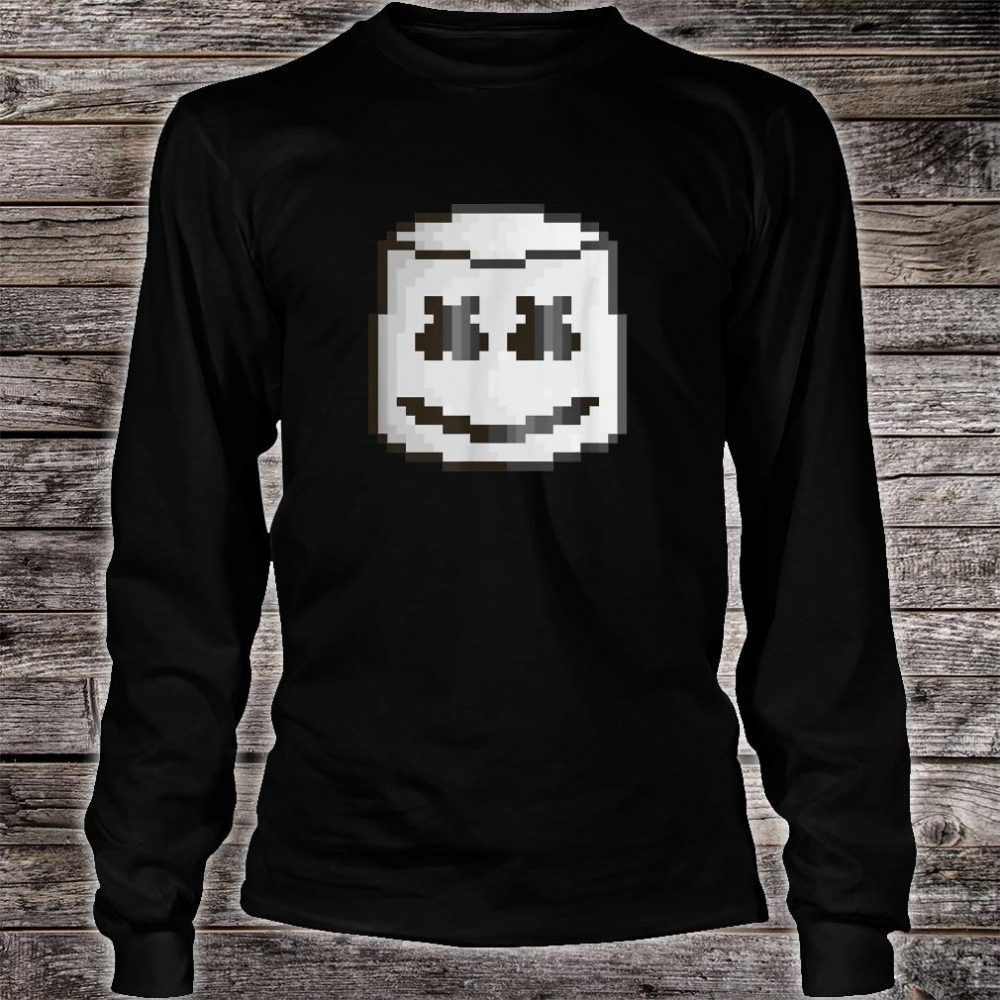 Candy Face Shirt long sleeved
