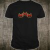 Cats With Glasses Awesome Cat Cat Mom Cat Dad Shirt