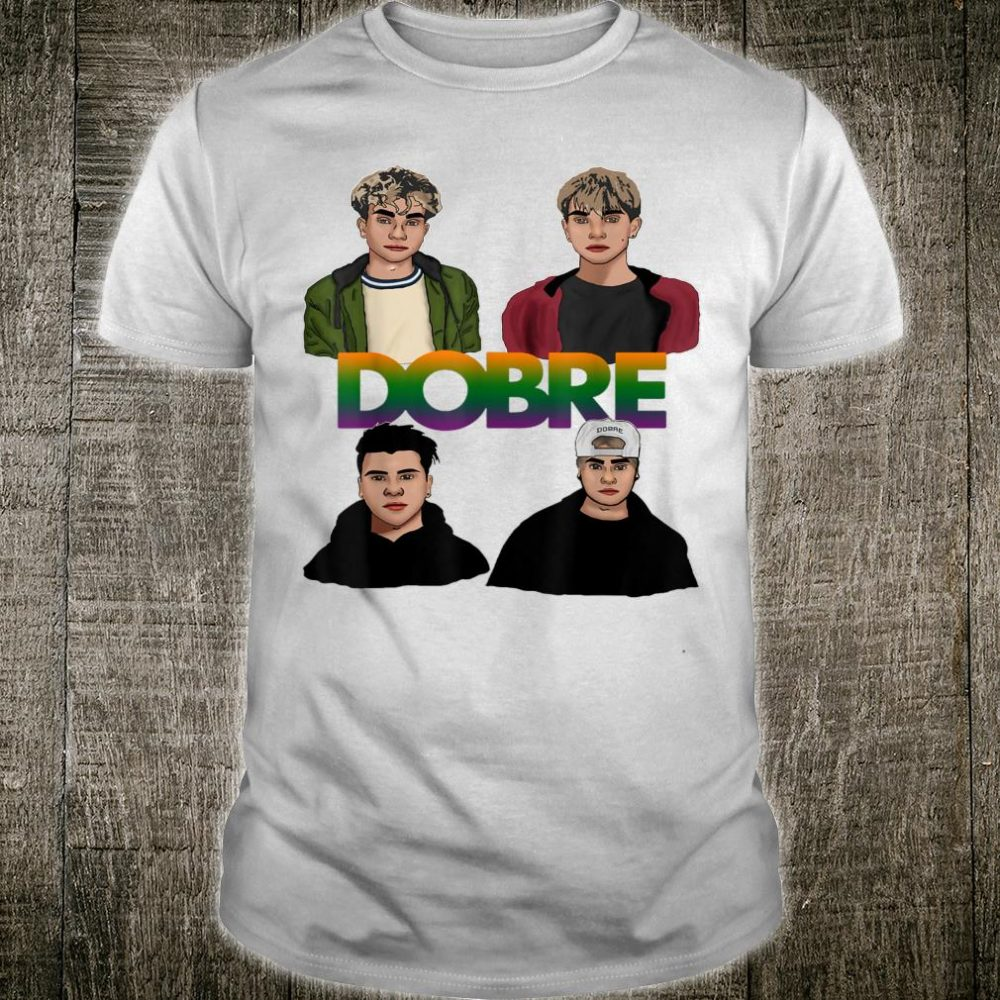 Dobre Friendships Brothers Clothes Shirt