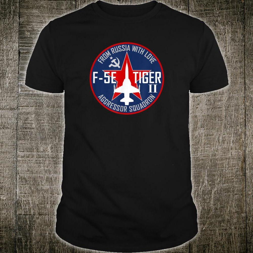 F5E Tiger II Shirt
