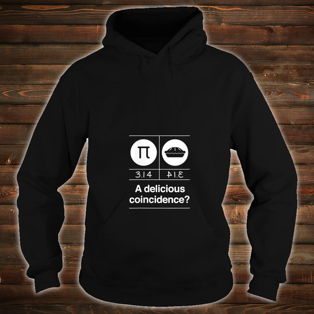 Math Teacher Delicious Coincidence Shirt hoodie