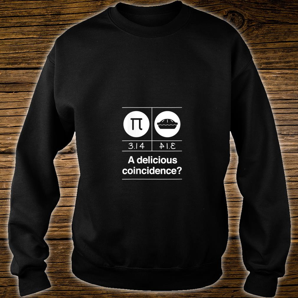 Math Teacher Delicious Coincidence Shirt sweater