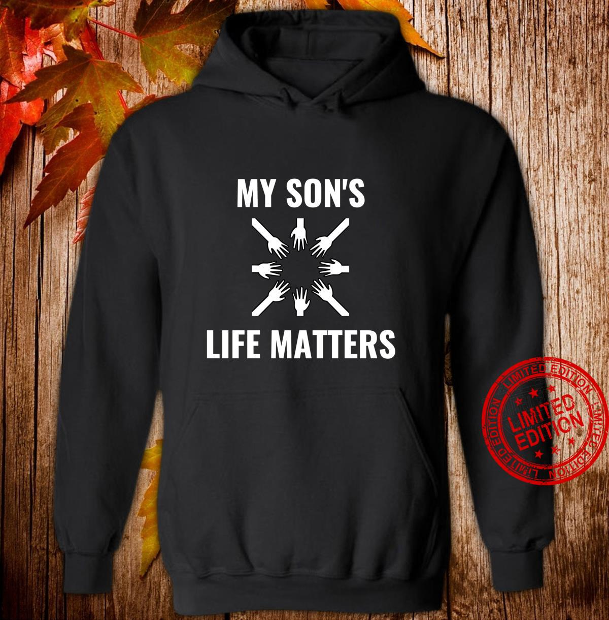 My Son Matters History Civil Rights Black Lives Matter BLM Shirt hoodie