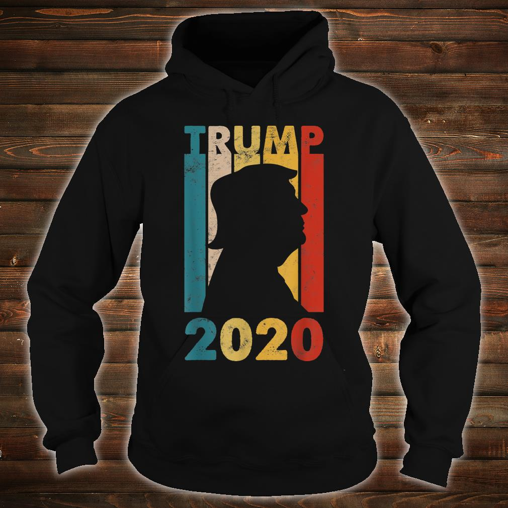 Re Elect Trump Election 2020 Political Quote Shirt hoodie