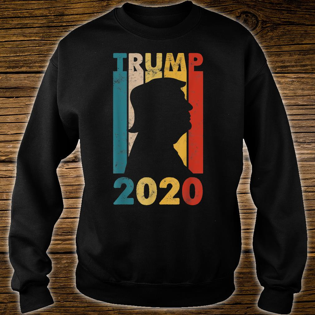 Re Elect Trump Election 2020 Political Quote Shirt sweater