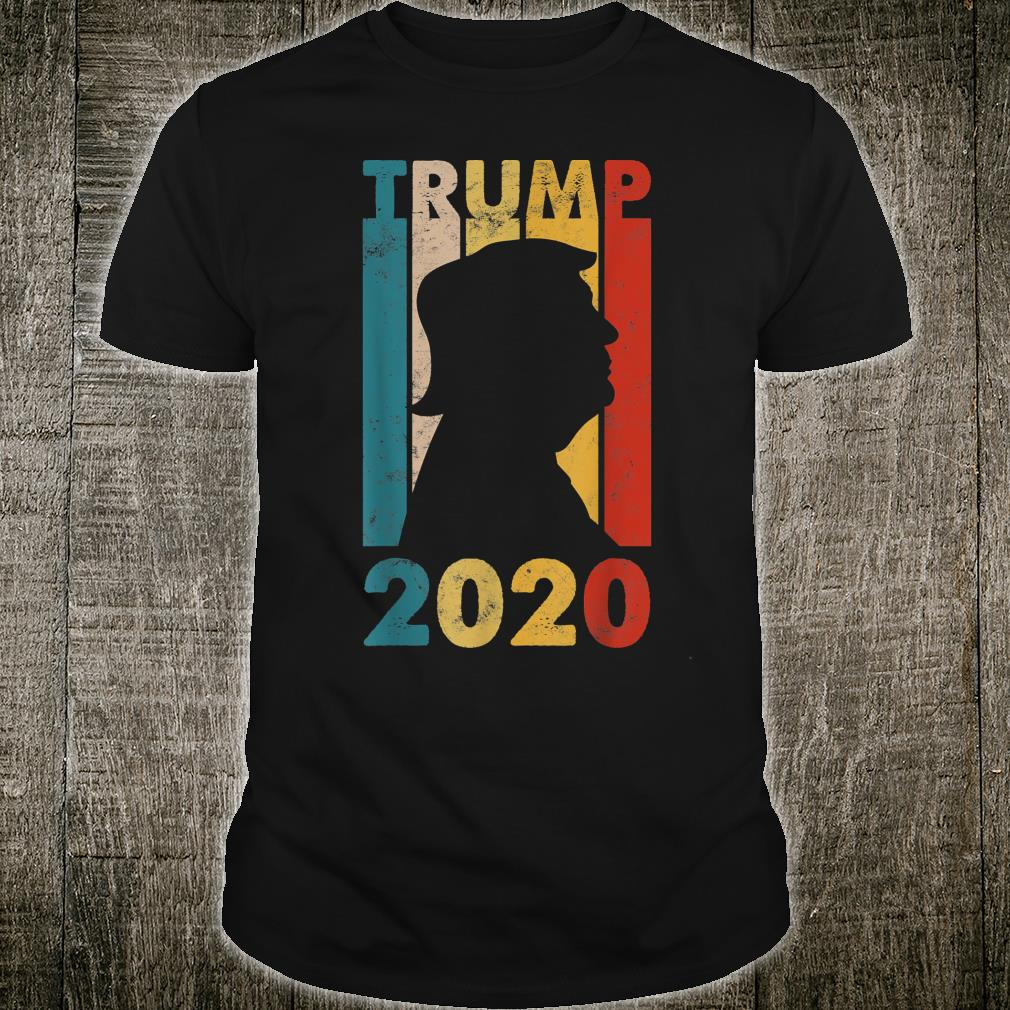 Re Elect Trump Election 2020 Political Quote Shirt