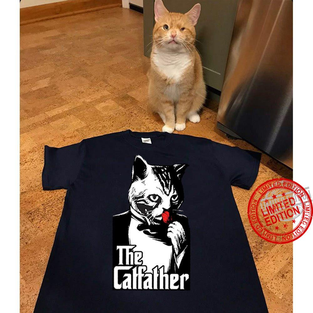 The Cat Fathter Shirt